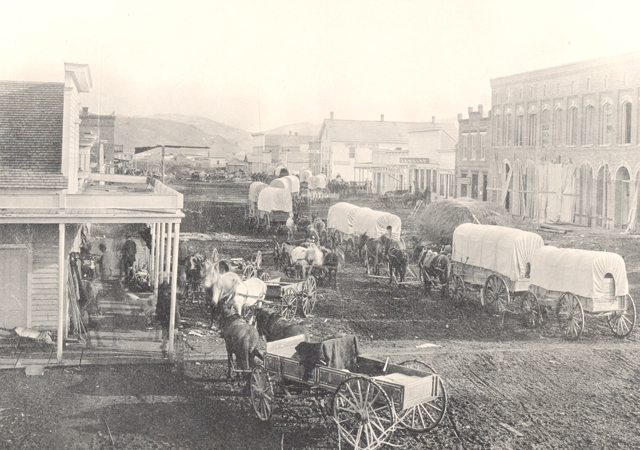 Bozeman in the past