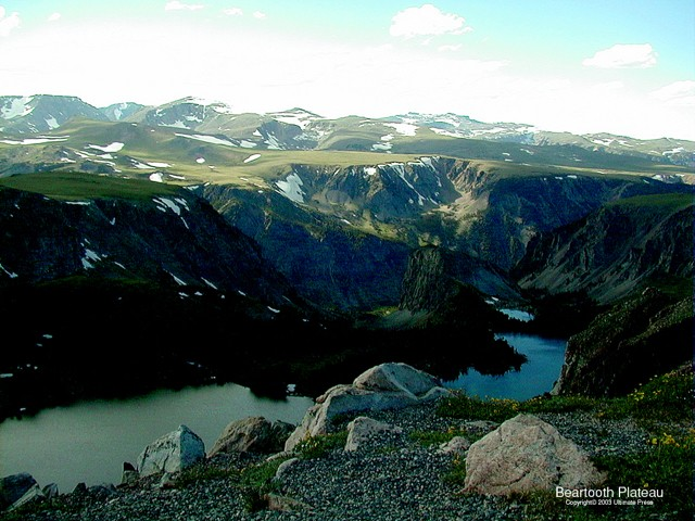 Beartooth Lake 640x480