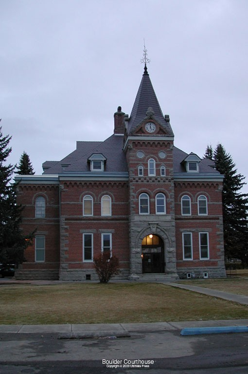 Boulder Courthouse