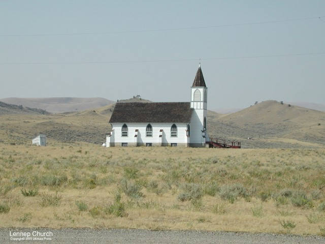 Lennep Church 640x480
