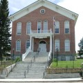 Virginia City Courthouse