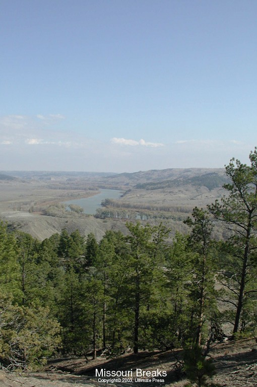 Missouri River View 1