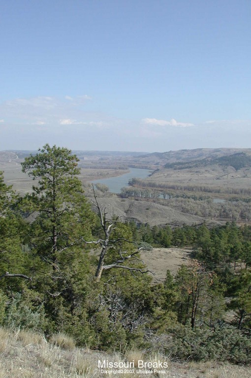 Missouri River View 2