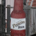 Peerless Beer Sign