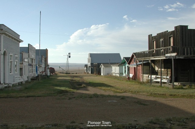 Pioneer Town Scobey 4 640x425