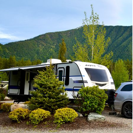 RV Parks and/or Campgrounds