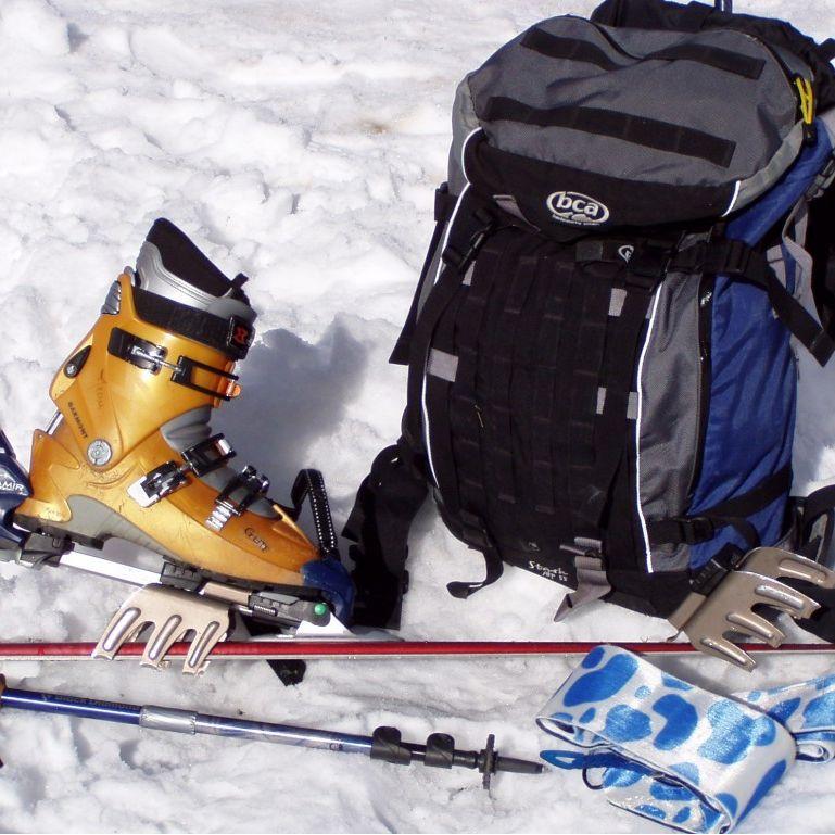 Ski and Snowboard Equipment