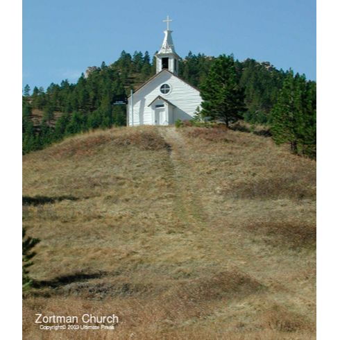 St. Joseph Catholic Church Zortman
