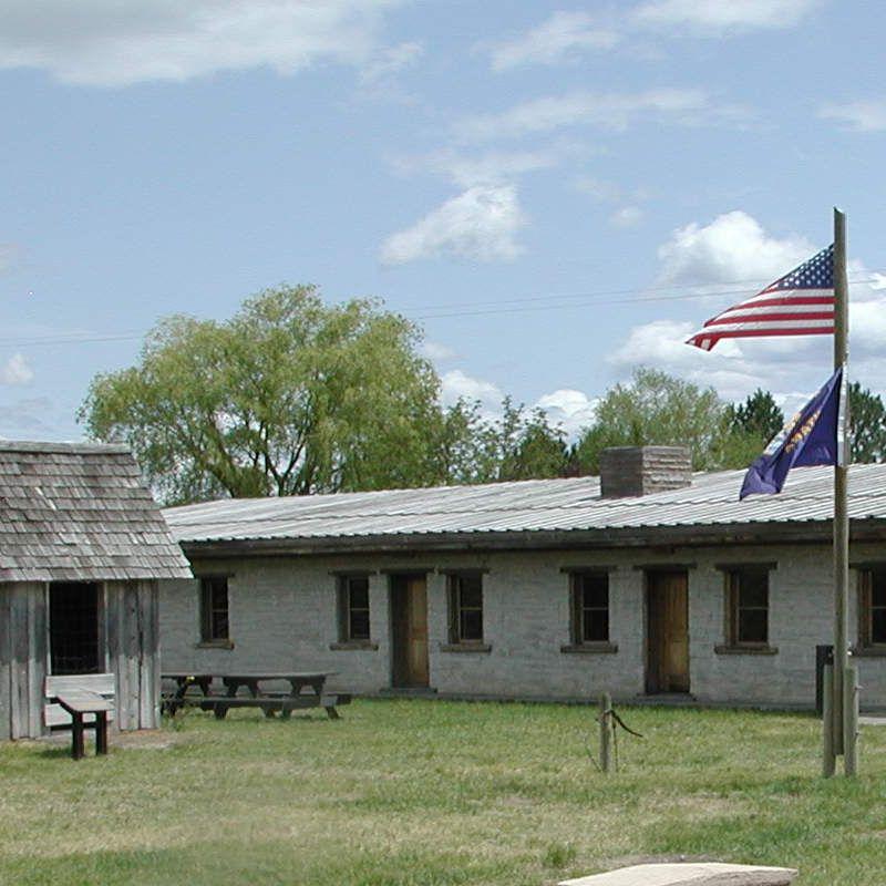 Fort Owen Historical Marker