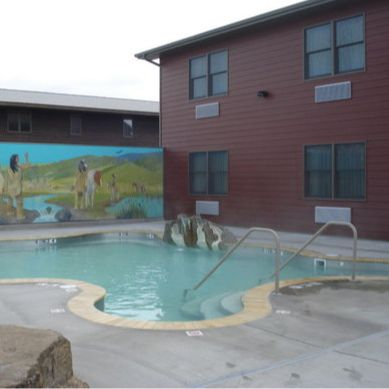 Spa Hot Springs Motel and Clinic