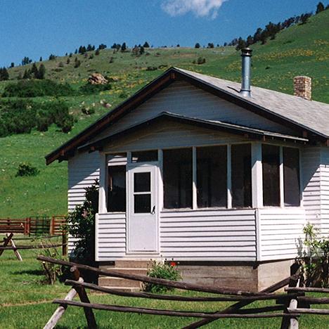 Meyers Creek Cabin