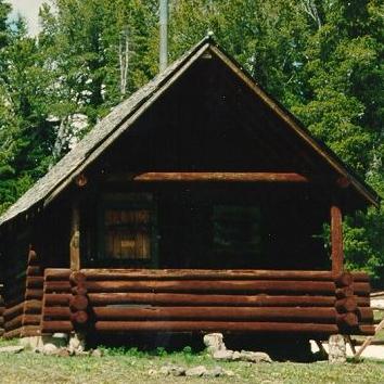 Windy Pass Cabin