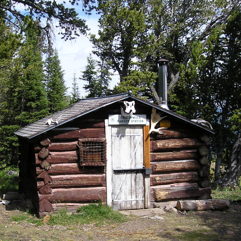 Yellow Mule Cabin