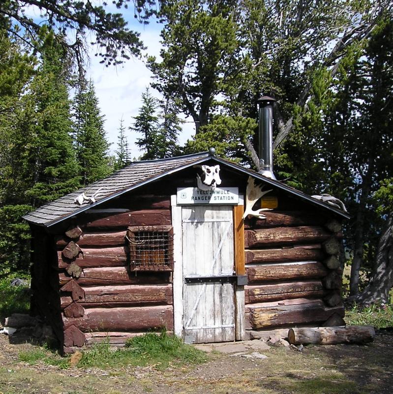 Yellow Mule Cabin