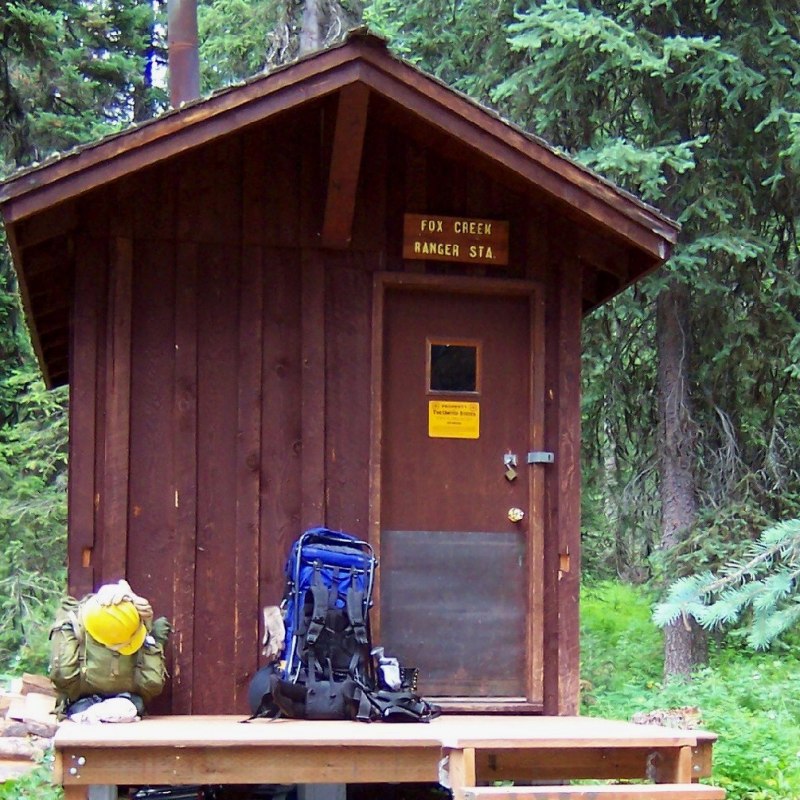 Fox Creek Cabin