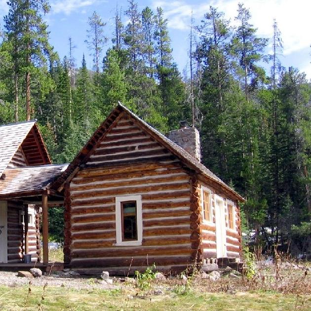 Maxey Cabin