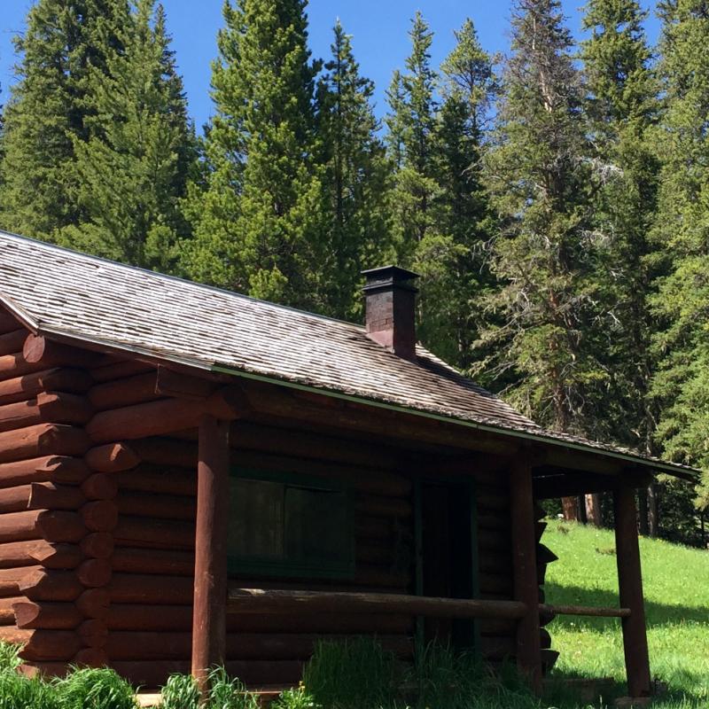 Window Rock Cabin