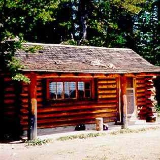 Cabin Creek Cabin