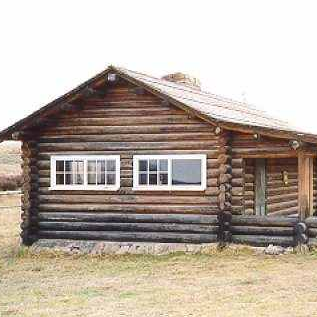Basin Station Cabin
