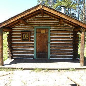 Wapiti Cabin