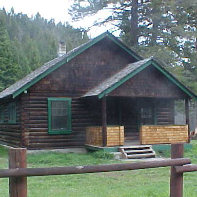 Big Creek Cabin