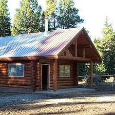 Crandell Creek Cabin