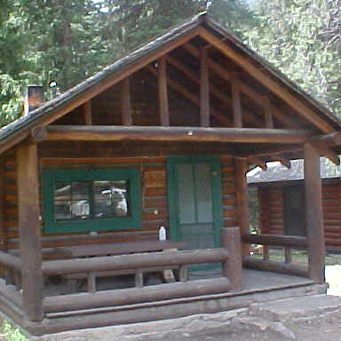 Mill Creek Cabin