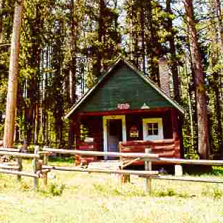 Trail Creek Cabin