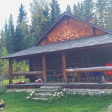 West Boulder Cabin