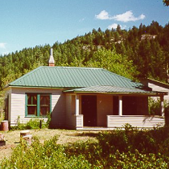 West Bridger Station Cabin