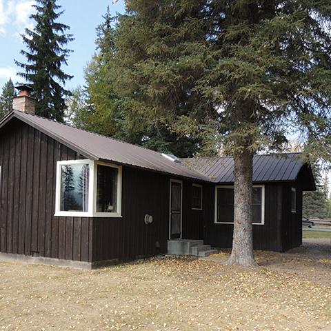 Ben Rover Cabin