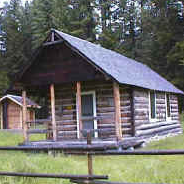 Ford Cabin