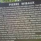 Pierre Wibaux - Historical Marker