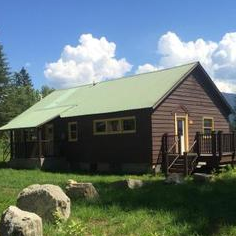 Anna Creek Cabin