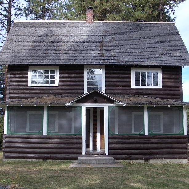 Old Condon Ranger Station