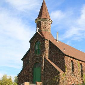 St. Peter's Catholic Church - Historical Marker