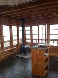 Granite Butte Lookout Forest Service Cabin Montana