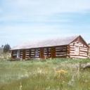 Eagle Guard Station Cabin