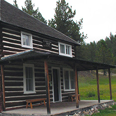 Judith Guard Station Cabin