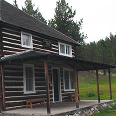 Judith Guard Station Cabin