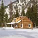 Monture Guard Station Cabin