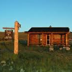 Horse Prairie Cabin
