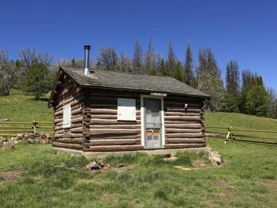 Black Butte Forest Service Cabin Montana
