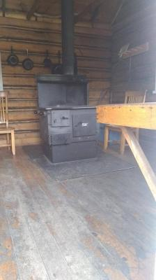 Moose Lake Forest Service Cabin Montana