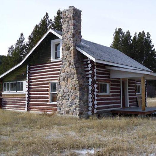 West Fork of Rock Creek Cabin