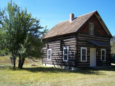 Bull River Guard Station Forest Service Cabin Montana