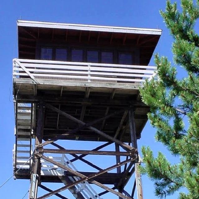 Gem Peak Lookout