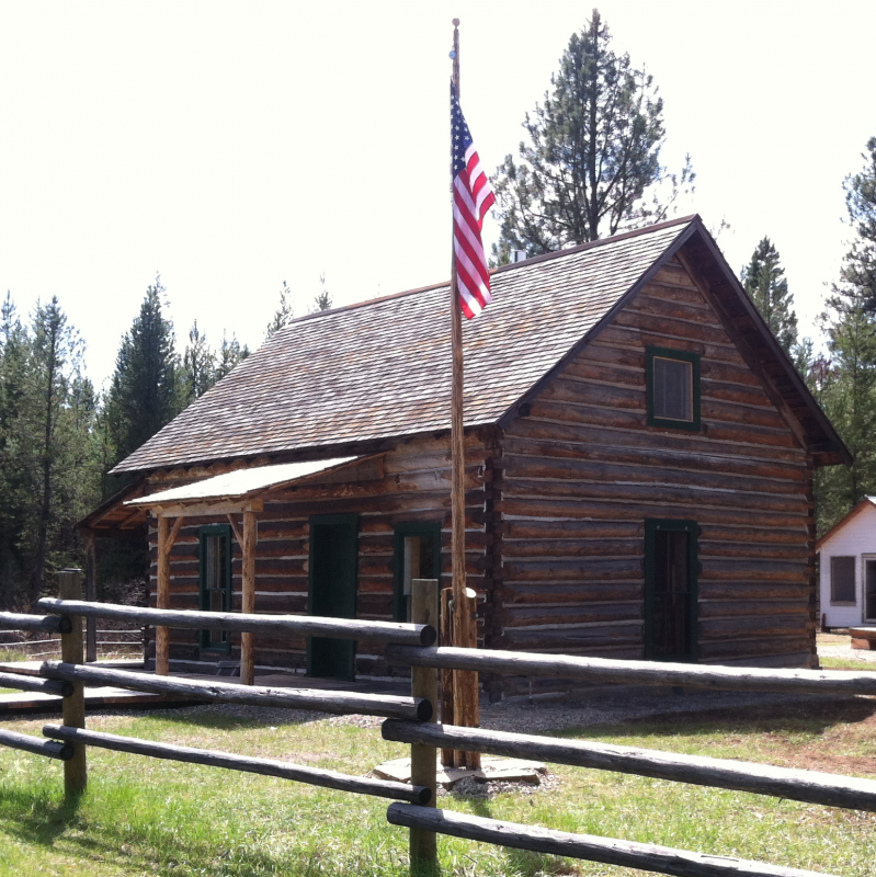 Fairview Ranger Station
