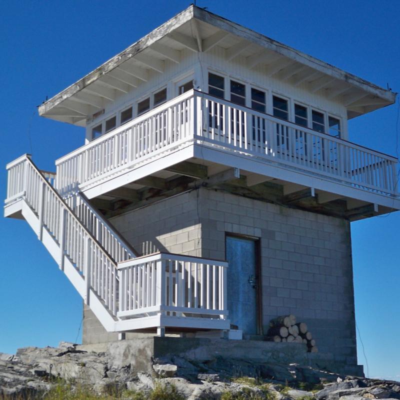 Webb Mountain Lookout