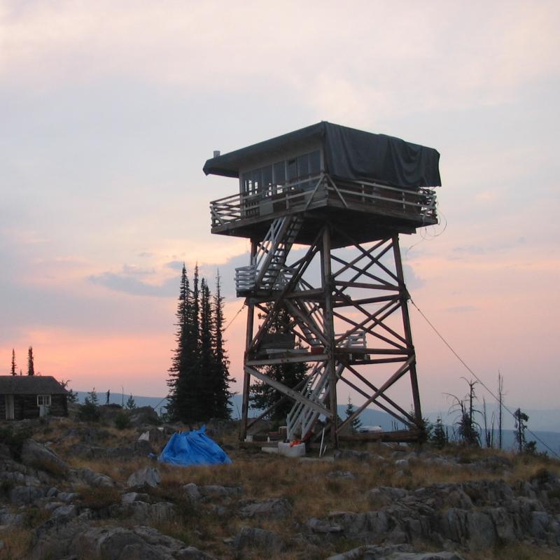 Garver Mountain Lookout